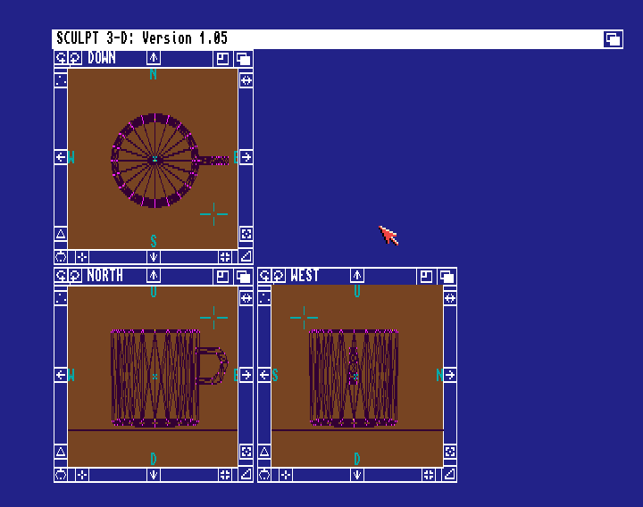 Blender's prehistory - Traces on Commodore Amiga (1987-1991)